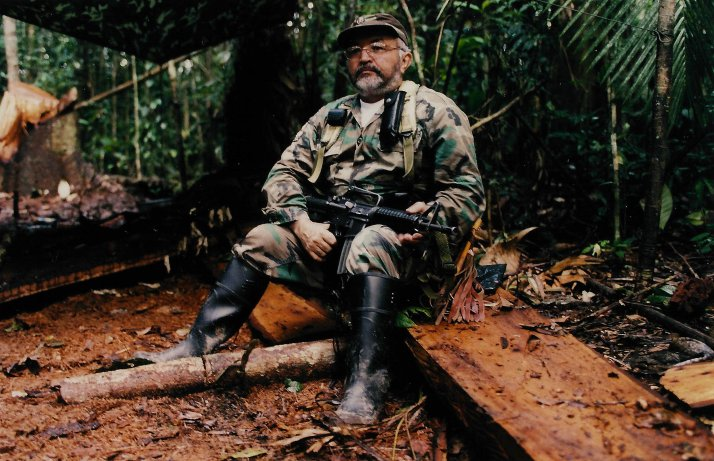 COMANDANTE RAUL REYES DAS FARC